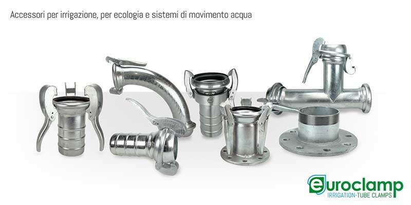 Cermac prodotti for Accessori irrigazione
